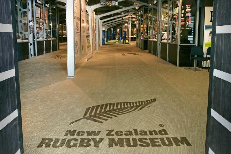 National Rugby Museum, Palmerston North