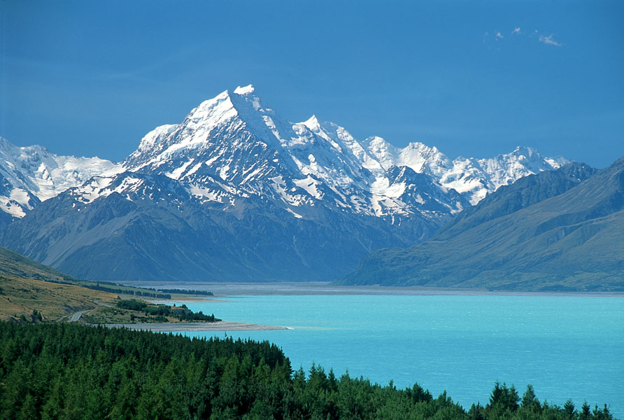 Image result for mount cook new zealand