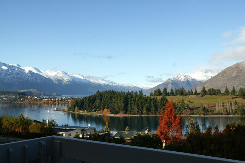 View from Queenstown