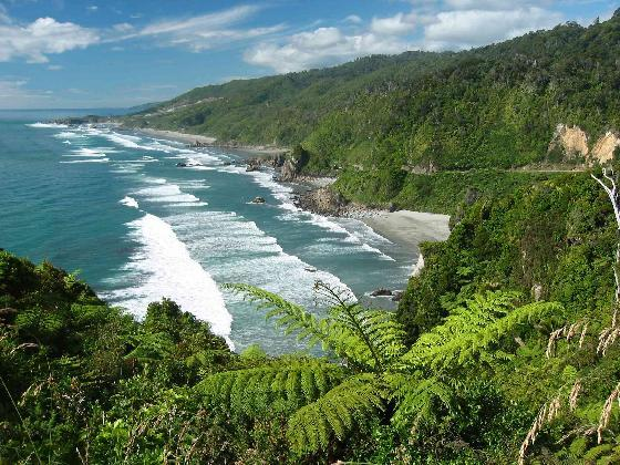 West Coast, New Zealand