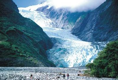 Franz Joseph Glacier, West Coast, New Zealand