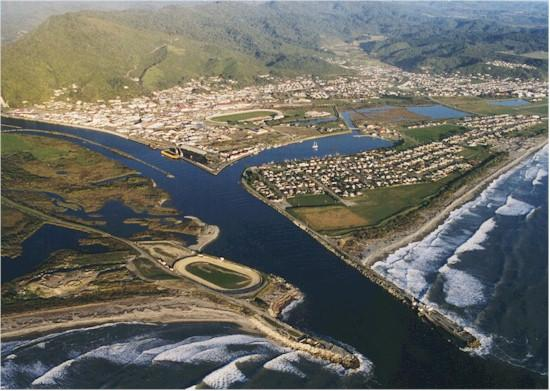 Greymouth, West Coast, New Zealand